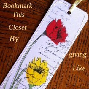 Bookmark My Closet